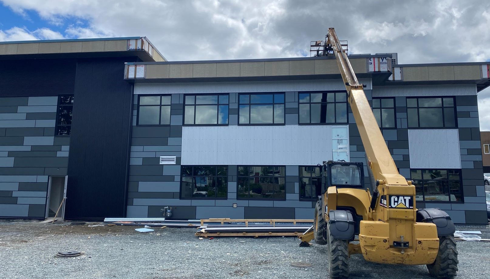 You are currently viewing Our New Office Building: Shaped by Our Values